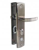Ручки дверные для китайских металлических дверей в Липецке