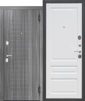 Входная дверь 10,5 см GARDA МДФ/МДФ Царга с МДФ панелями