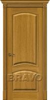 Дверь Вуд Классик-32 (Капри-3) Natur Oak