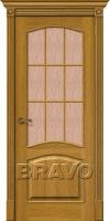 Дверь Вуд Классик-33 (Капри-3) Natur Oak