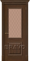 Дверь Вуд Классик-13 Golden Oak