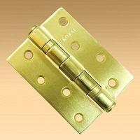 Дверные петли (матовое золото)