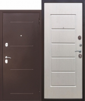 Входная дверь 7,5 Гарда Белый ясень