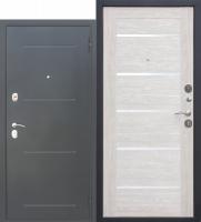 Входная дверь 7,5 Гарда Муар царга Листв беж