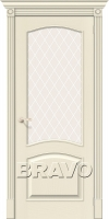 Дверь  Вуд Классик-33 Ivory
