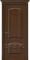 Дверь Вуд Классик-32 (Капри-3) Golden Oak