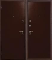 Дверь входная А6 МЕТАЛЛ/МЕТАЛЛ