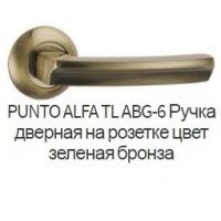 Ручка дверная PUNTO ALFA AB