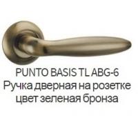 Дверная ручка Punto Basis AB