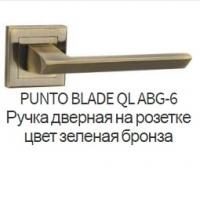 Ручка дверная PUNTO BLADE AB