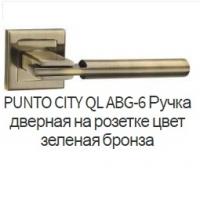 Ручка дверная PUNTO City AB