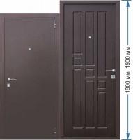 Входная дверь Гарда Мини