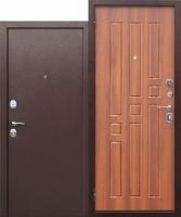 Дверь Гарда Рустикал дуб внутр. откр.