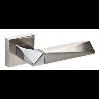 Ручка дверная Fuaro Diamond DM SN/CP