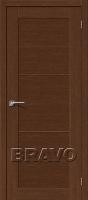 Дверь Легно-21 Brown Oak