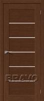 Дверь Легно-22 Brown Oak
