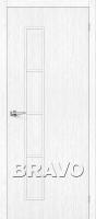 Дверь Тренд-3 Snow Veralinga