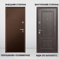 Дверь входная Грант-Бизнес