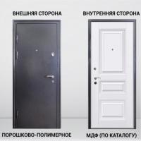 Дверь входная Иллюзия