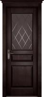 Дверь Валенсия ПО венге