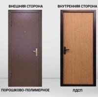 Дверь входная Народная антик