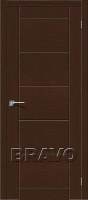 Дверь Граффити-4 Ф-27 (Венге)