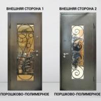 Дверь входная Грант-Витрум