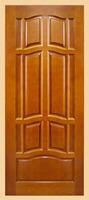 Филенчатые двери Ампир (глухие)