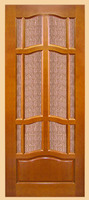 Филенчатые двери Ампир (стекло)