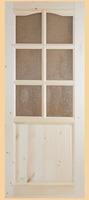 Дверь Классика (под стекло)