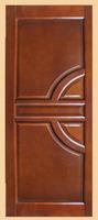 Филенчатые двери Евро (глухие)