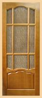 Филенчатые двери Натали (стекло)