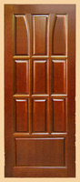 Дверь Тюльпан ДГ