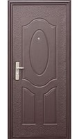 Дверь стальная Эконом Е-40м