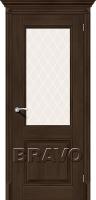 Дверь Классико-33 Dark Oak