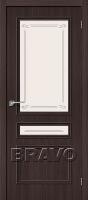 Двери Симпл-15.2 Wenge Veralinga