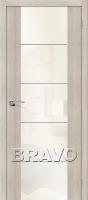 Дверь V4 WР Cappuccino Veralinga