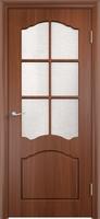 Дверь ПВХ Альфа (стекло)