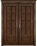 Дверь Лондон-1 ПГ орех античный