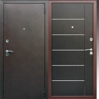 Дверь Молдинг венге