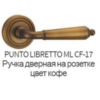Дверная ручка Punto Libretto CF