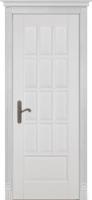 Дверь Лондон-1 ПГ эмаль белая