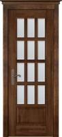 Дверь Лондон-1 ПО орех античный
