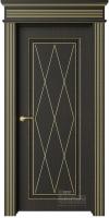 Дверь Монторо 1 Ромб Венге
