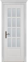 Дверь Лондон-1 ПО эмаль белая
