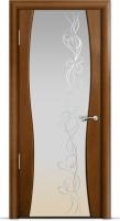 Дверь Омега 1 (широкое стекло)