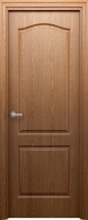 Дверь Палитра ДГ Темный дуб