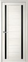 Дверь Рига (черное стекло)
