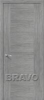 Дверь Рондо ДГ Ф-16 (Серый Дуб)
