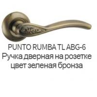 Ручка дверная Rumba AB